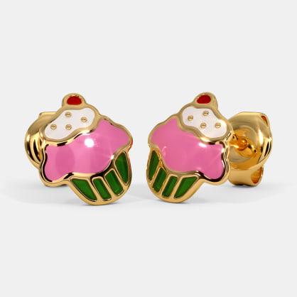 The Sweet Kids Stud Earrings