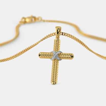 The Alec Cross Pendant