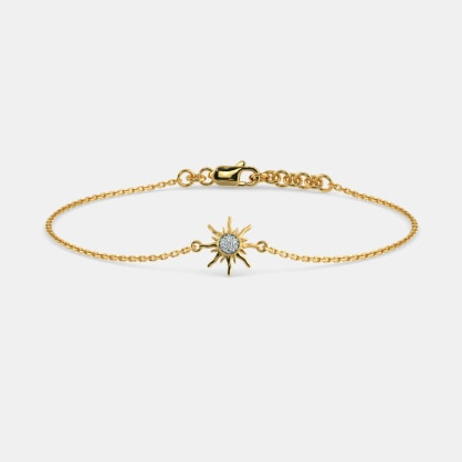 The Glorious Sun Bracelet