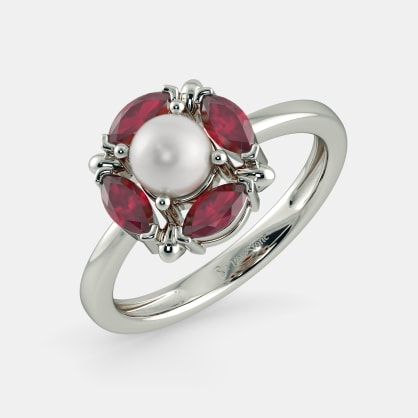 The Flora Allure Ring