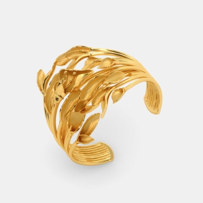 The Nelly Cuff Bangle