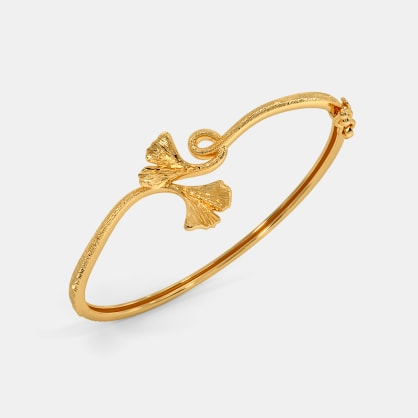 The Darcy Oval Bangle