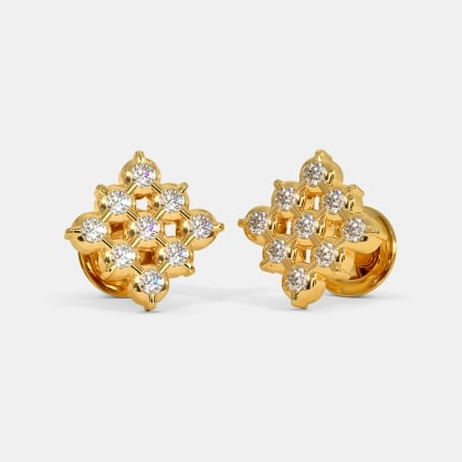 The Alaka Stud Earrings