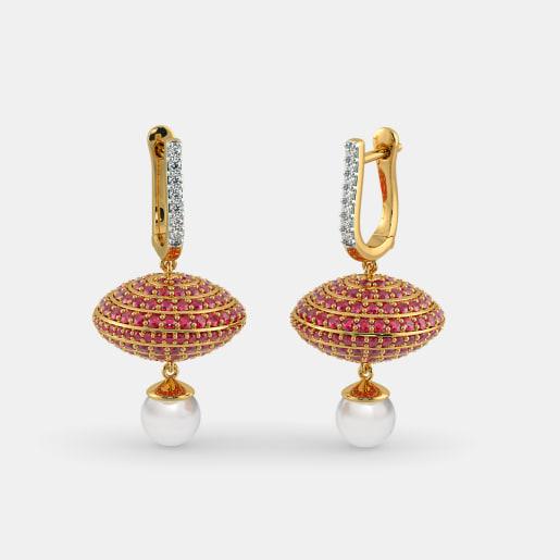 The Gena Drop Earrings