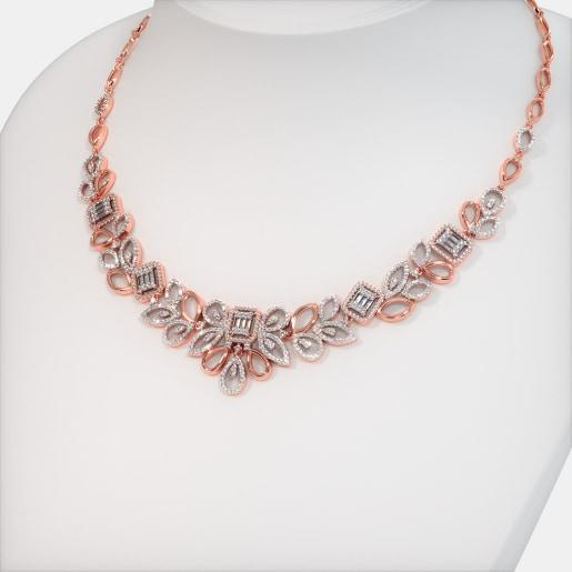 The Albira Bridal Necklace