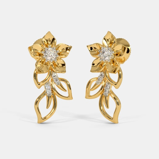 The Hinaya Stud Earrings