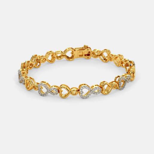 The Abella Tennis Bracelet