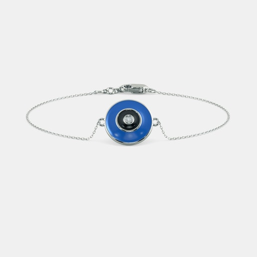 The Fortunate Evil Eye Bracelet