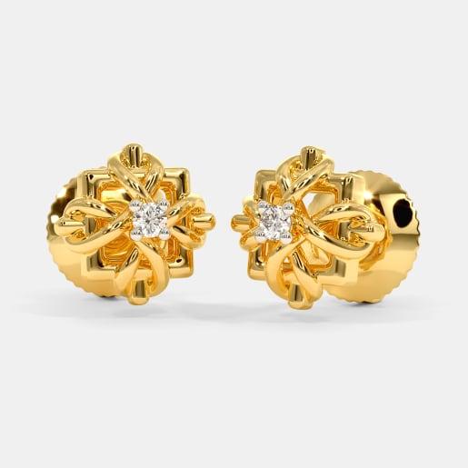The Gaura Stud Earrings