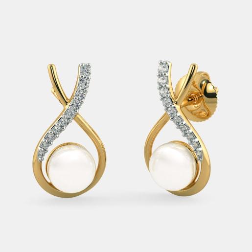 The Anuk Stud Earrings