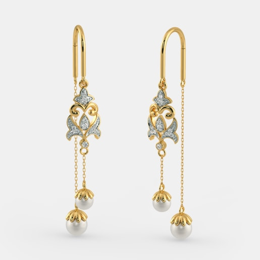 The Nitika Sui Dhaga Earrings