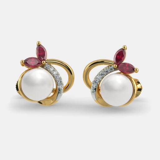 The Shonima Stud Earrings