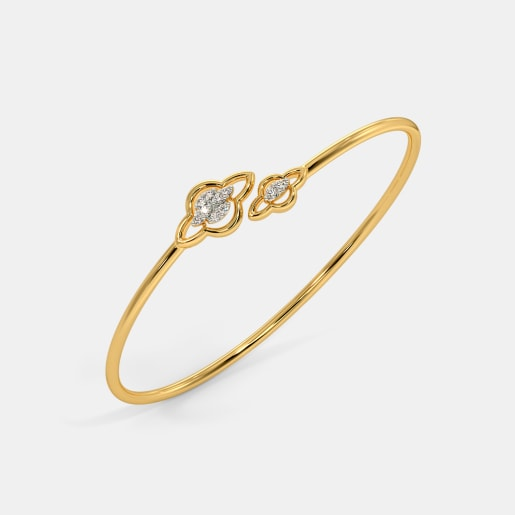 The Nicolla Twister Bangle