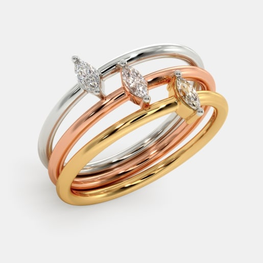 The Sirroun Stackable Ring