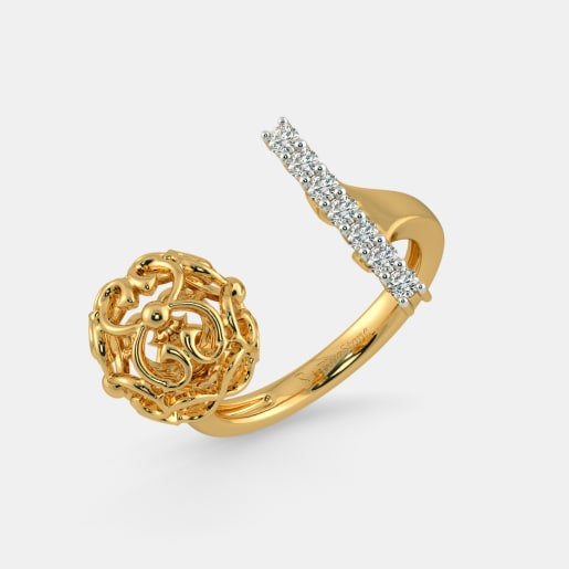 The Bespoke Top Open Ring