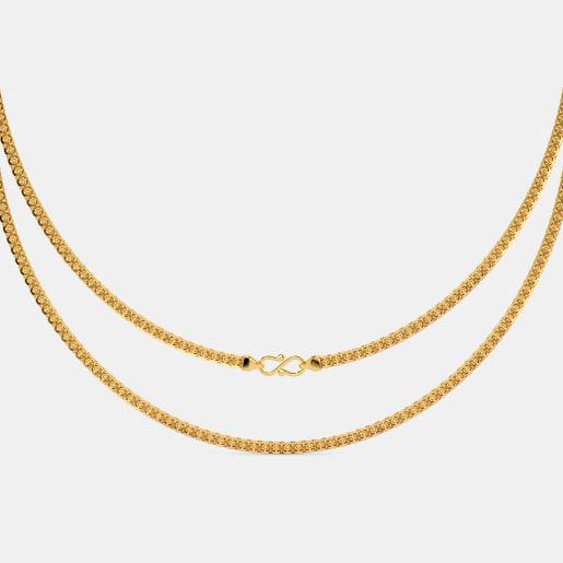 The Kenzie Gold Chain