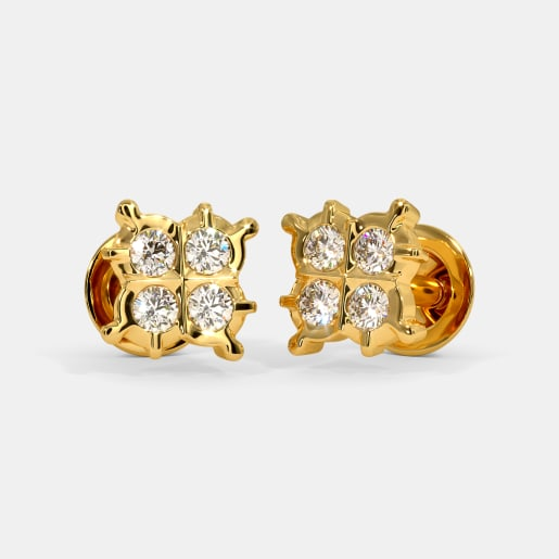 The Hasita Stud Earrings