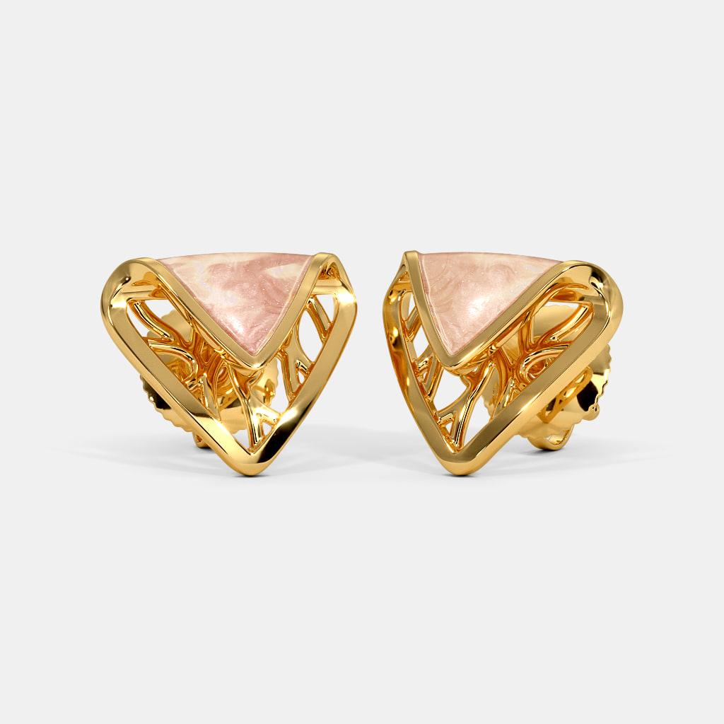 The Amphicis Stud Earrings
