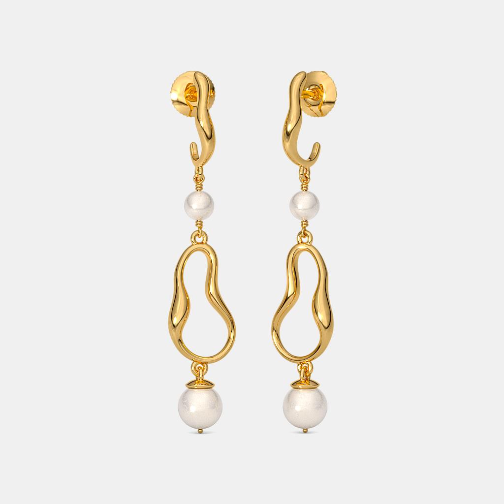 The Koura Drop Earrings