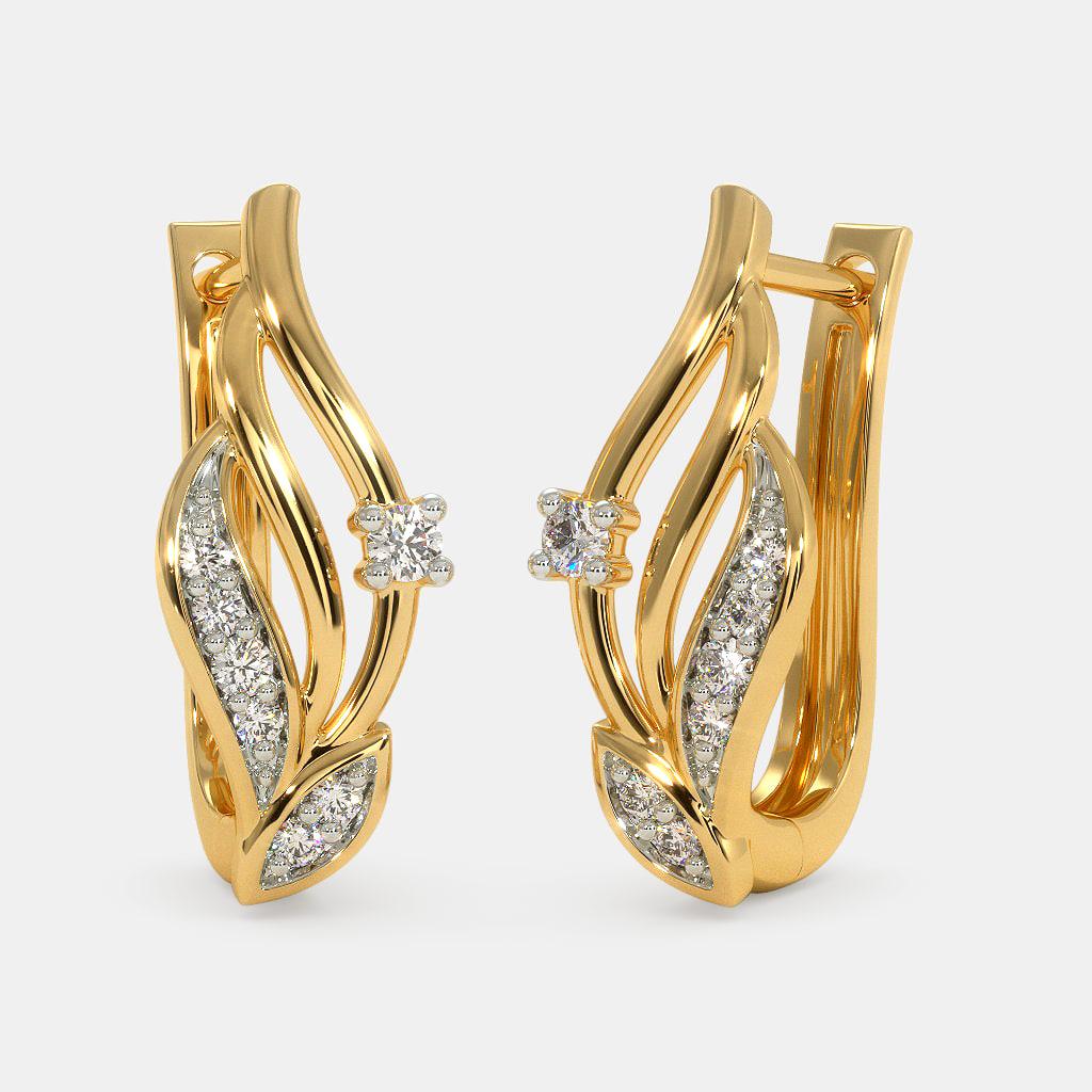 The Micaela Hoop Earrings