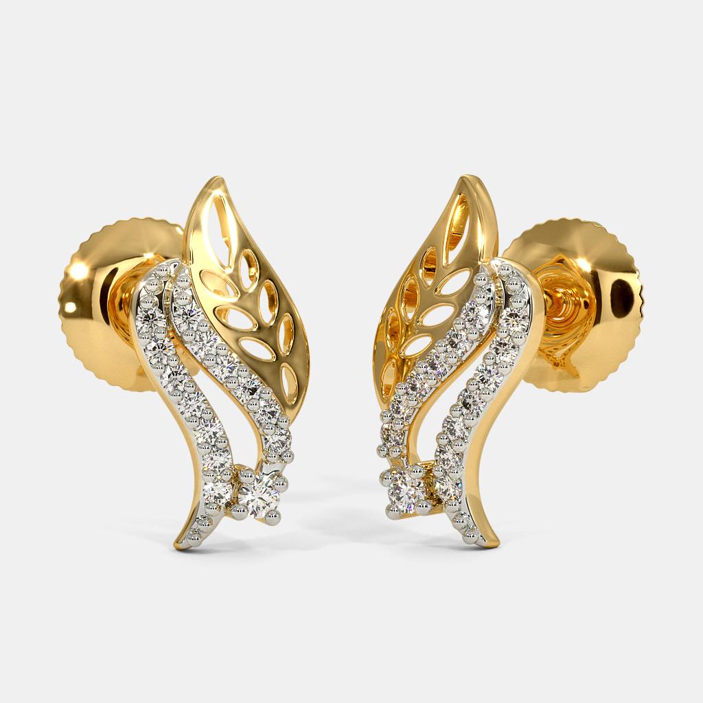The Bianca Stud Earrings