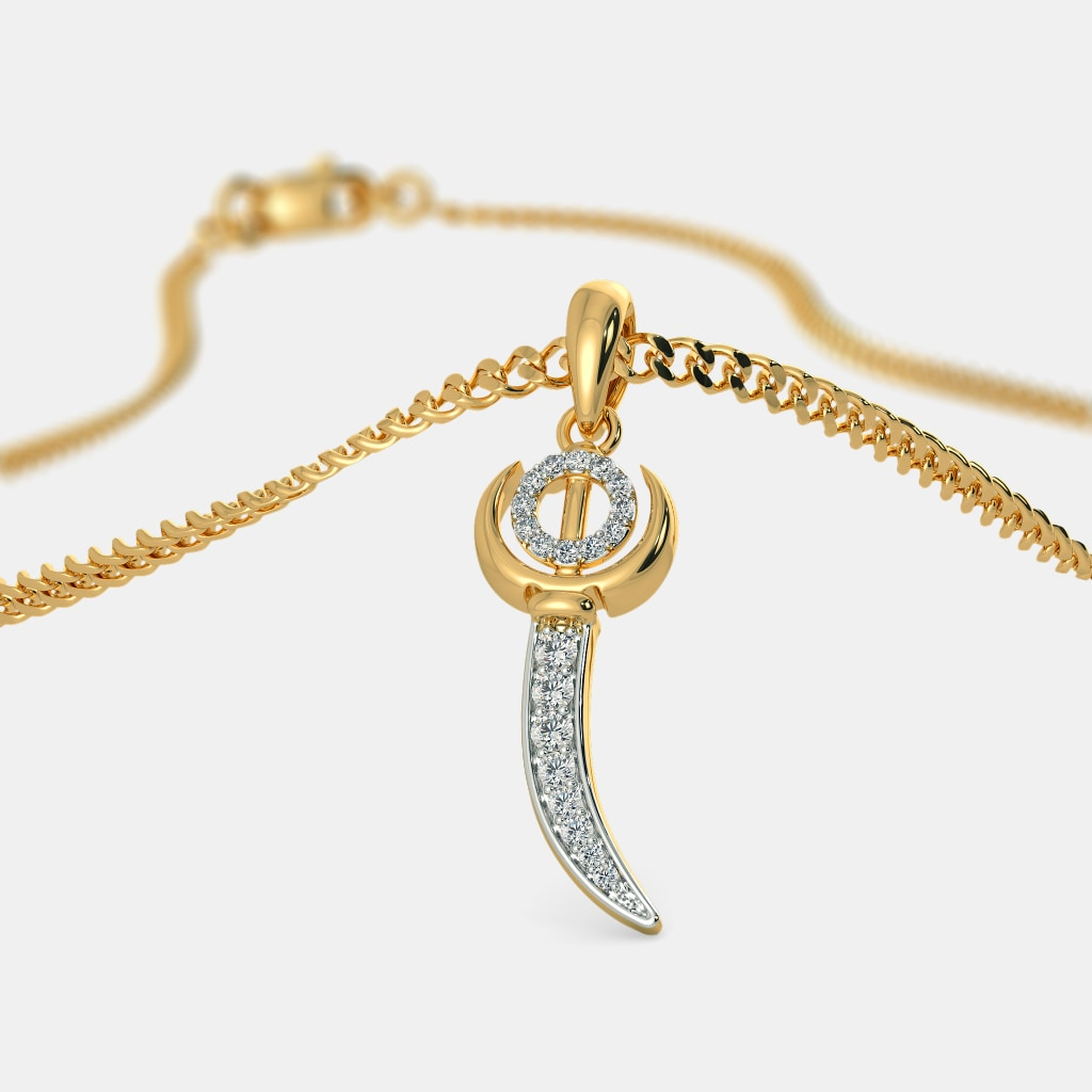 The Kirpan Pendant