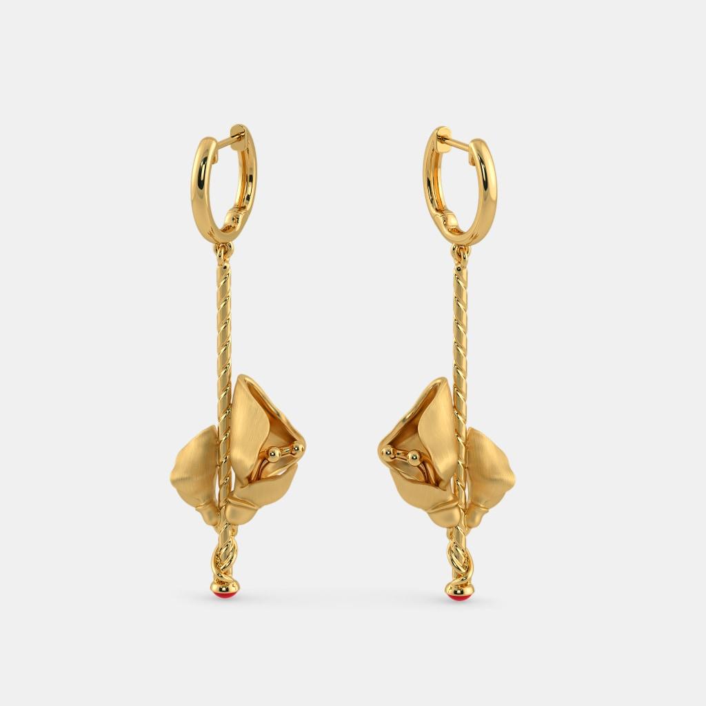 The Lema Drop Earrings