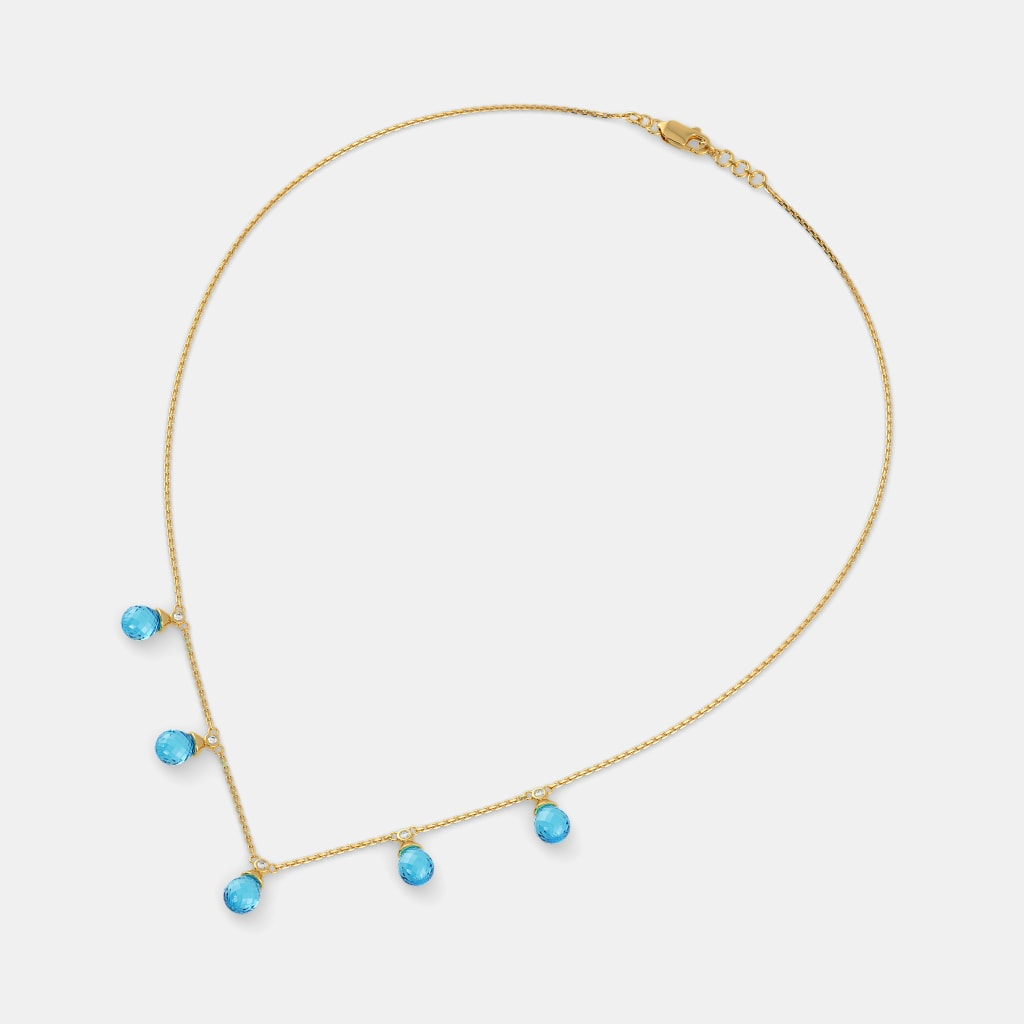 The Clarissa Line Necklace