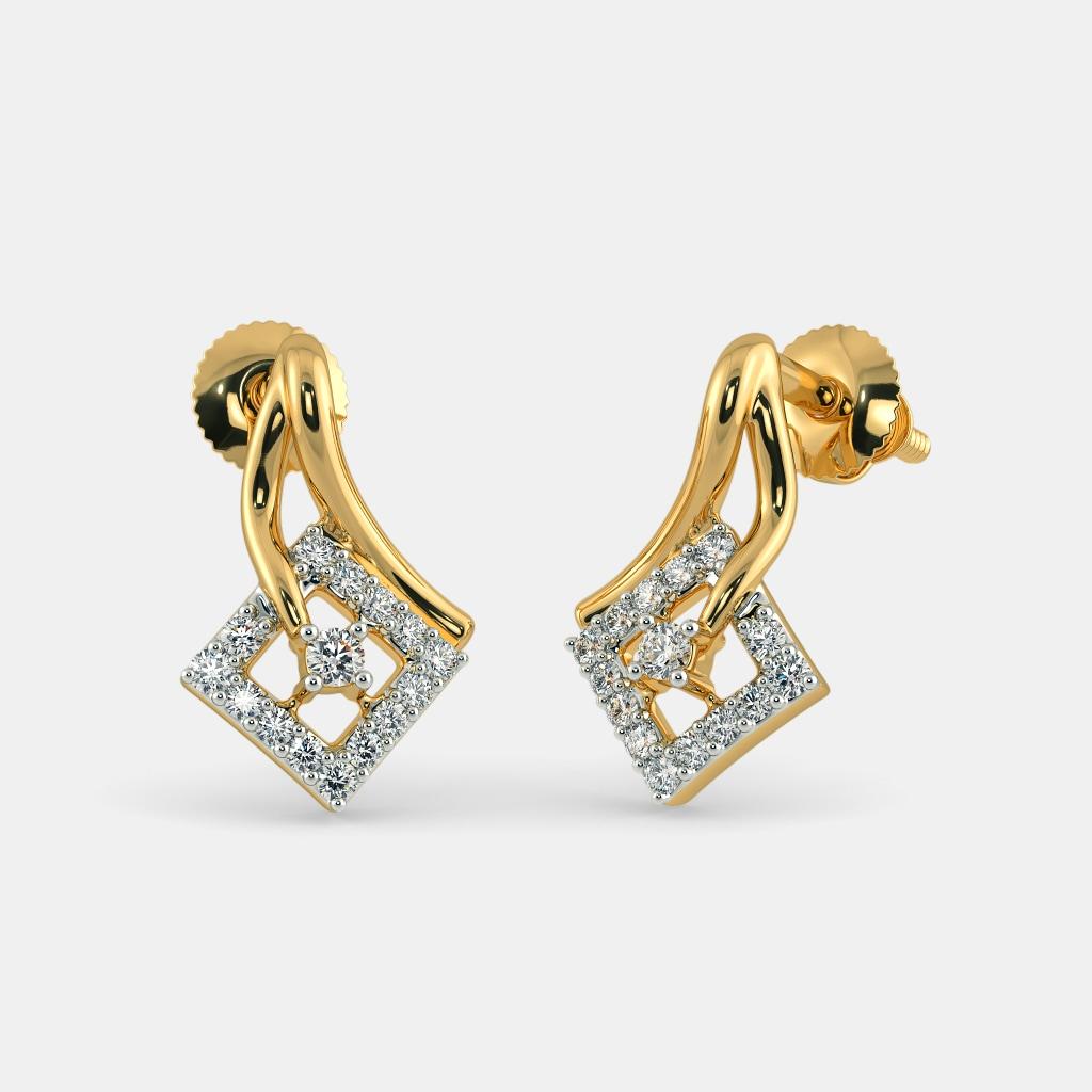 The Regal Stud Earrings