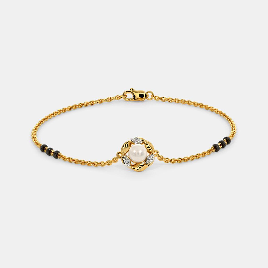The Siran Mangalsutra Bracelet