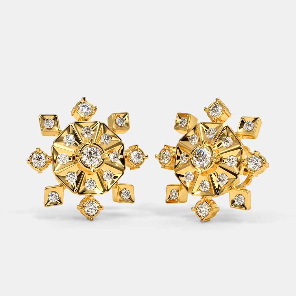 The Pankar Stud Earrings