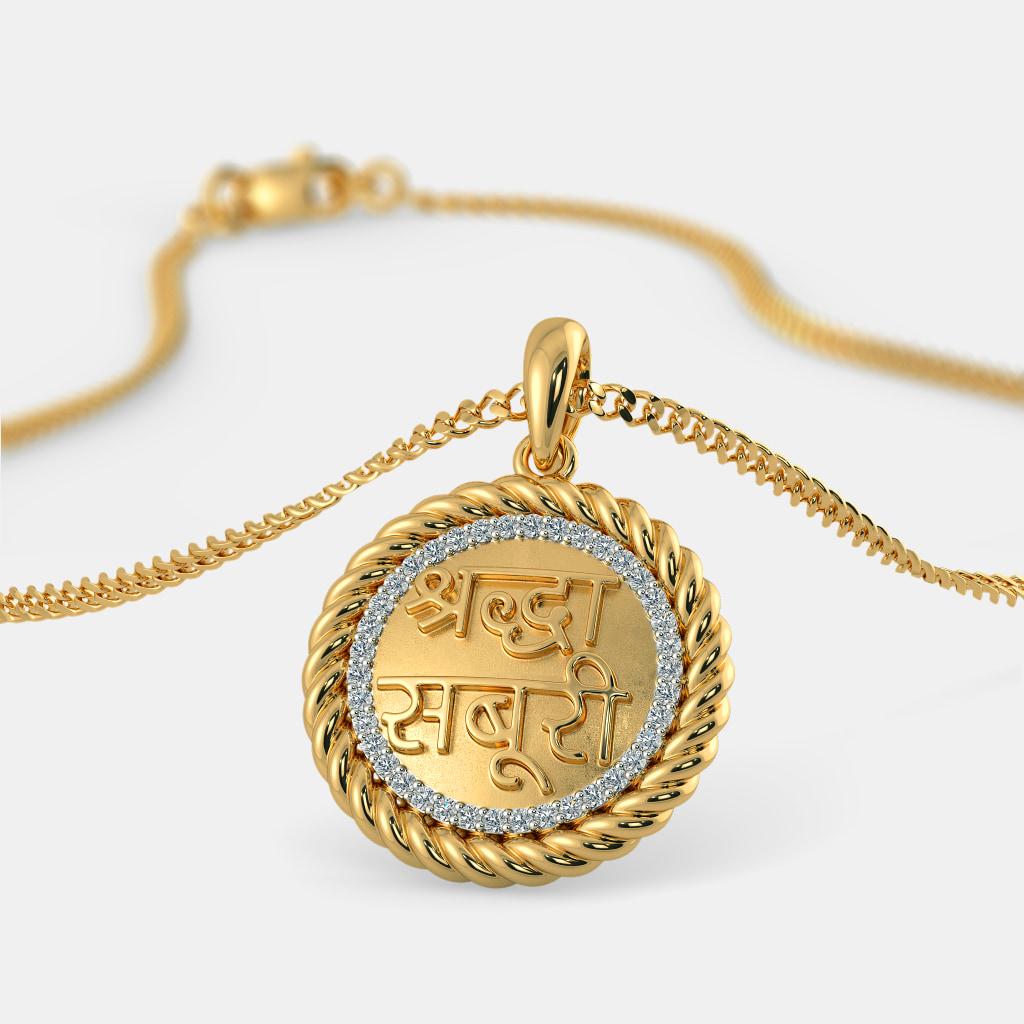 The Shraddha Pendant