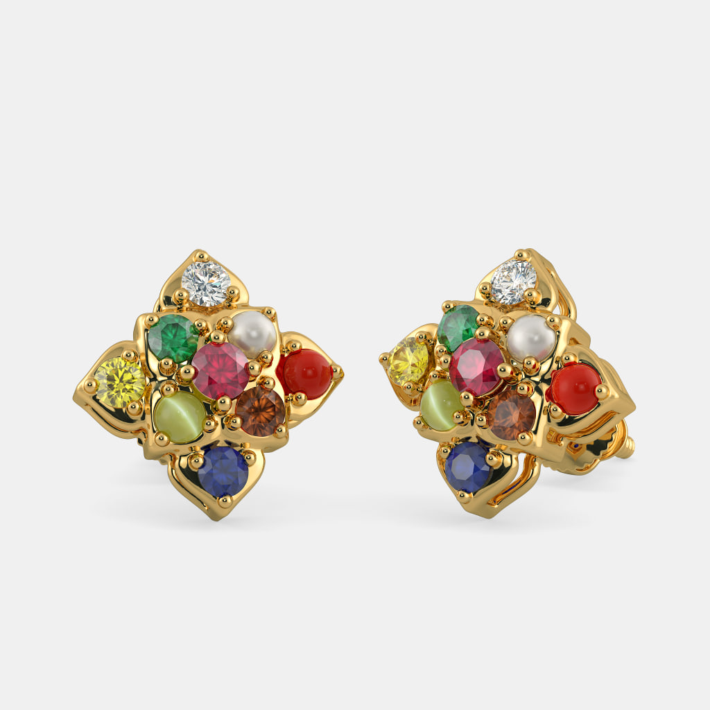 The Divya Prabha Earrings