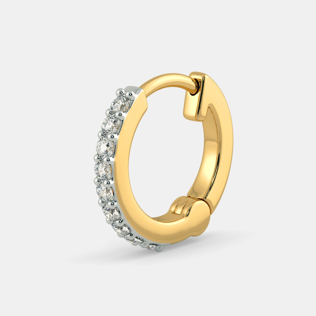 The Aureole Nose Ring Bluestone Com