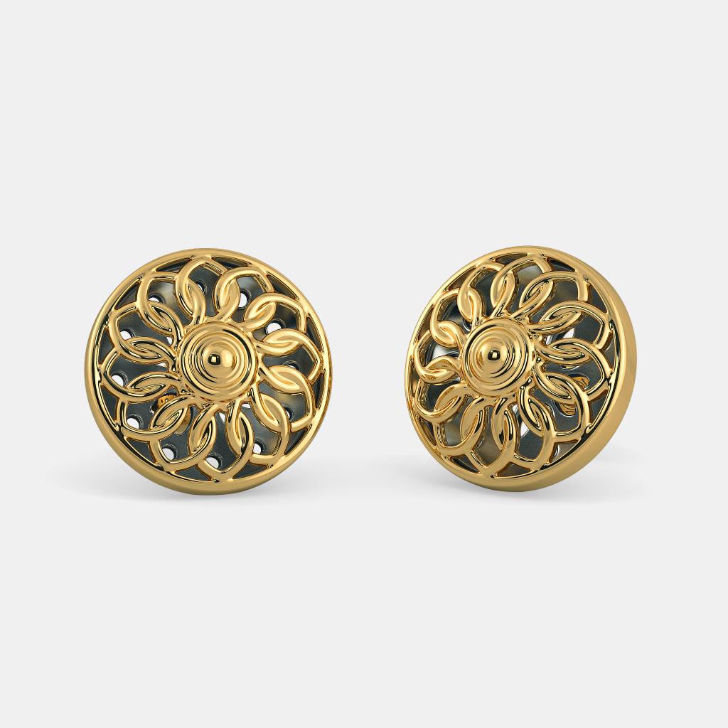 The Saksham Stud Earrings