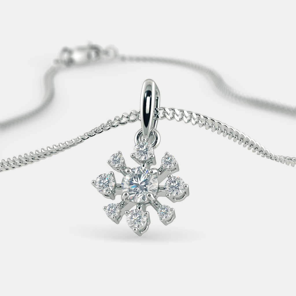 The Spring Blossom Pendant Mount
