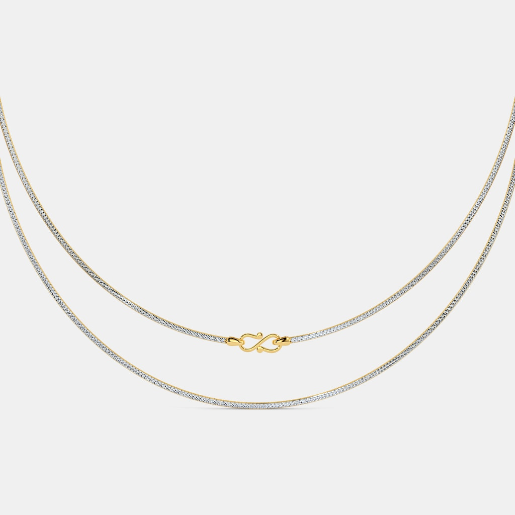 The Dorothy Gold Chain