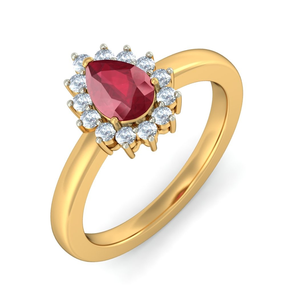 The Stately Charisma Ring