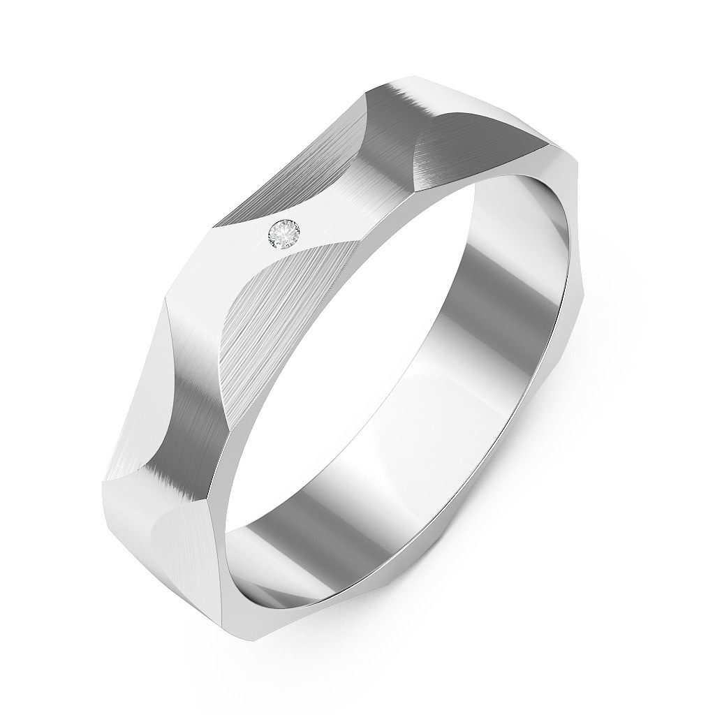 33793f9866 The Amour Love Band for Him | BlueStone.com