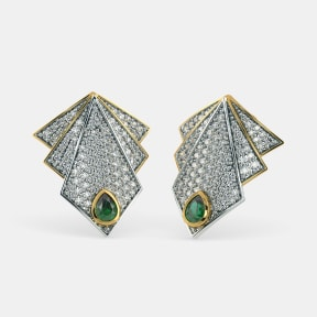 The Afreen Stud Earrings