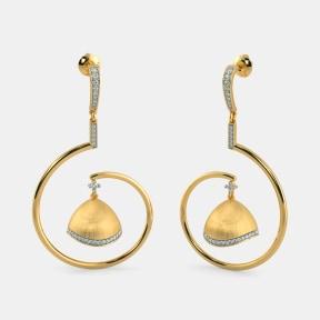 The Dazzle Drop Earrings