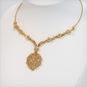 The Chanbeli Necklace