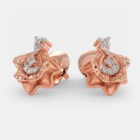 The Exie Stud Earrings