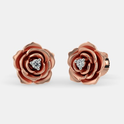 The Blush Stud Earrings