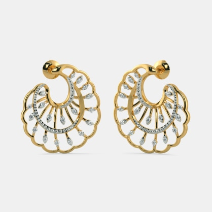 The Glendora Hoop Earrings