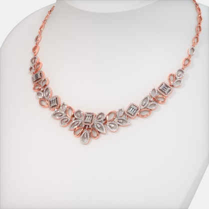 The Albira Bridal Necklace