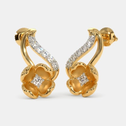 The Belgin Stud Earrings