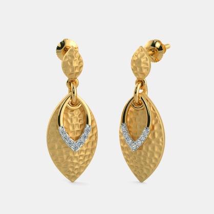 The Sadah Drop Earrings