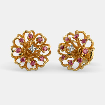 The Marigold Stud Earrings