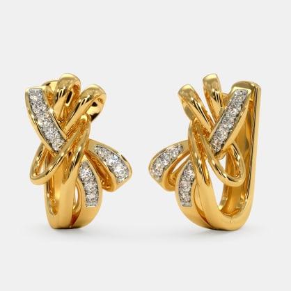 The Salomine Hoop Earrings